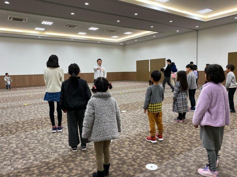 スポーツスタートアップキャンペーン in福津イオン