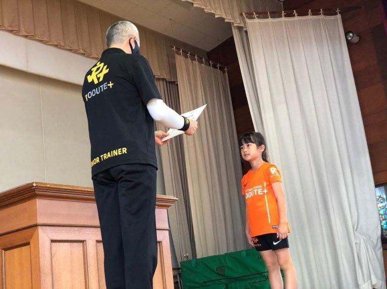スポーツ能力検定開催!!in福岡